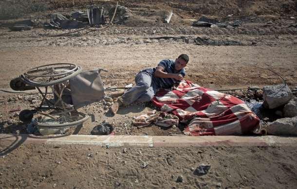 Israël assassine une fille hanidicapée à Gaza