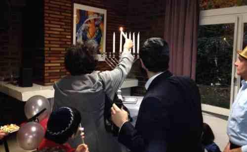Jacqueline Eustache-Brinio à l'aise avec les juifs, mais pas les musulmans