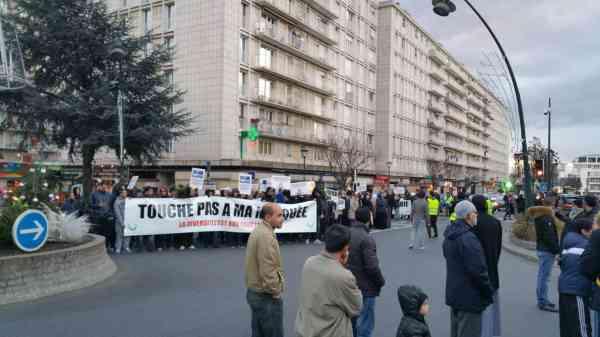 Forte mobilisation contre l'islamophobie à Saint-Gratien 6