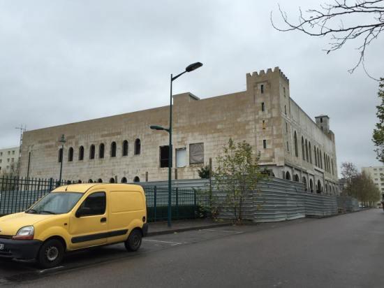 Une deuxième mosquée en construction à Mantes-la-Jolie5