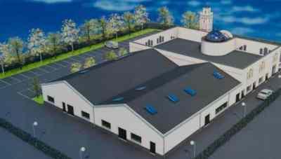 Mosquée El Fath d'Arras