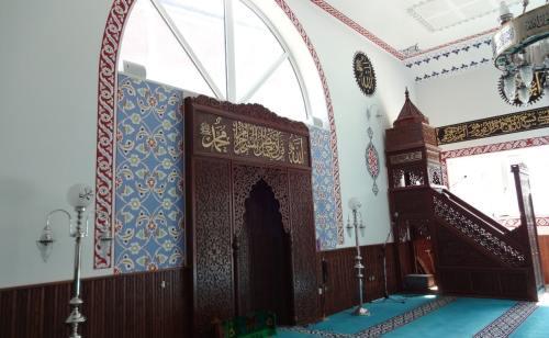 Mihrab de la mosquée d'Altkirch