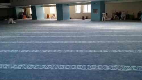 Tapis mosquée Al Hikma de Bruxelles