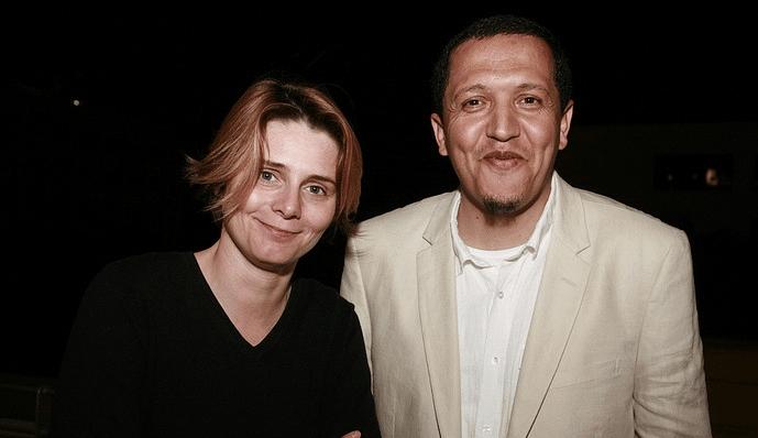 Hassen Chalghoumi et Caroline Fourest