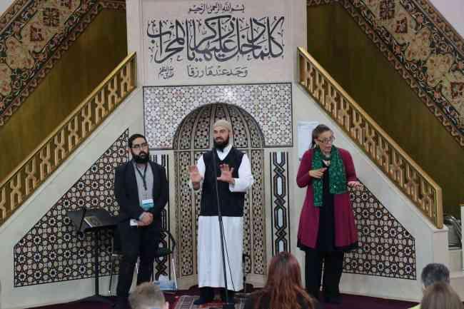 Portes ouvertes mosquées Australie 1
