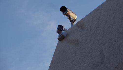 Vidéosurveillance à la grande mosquée de Belfort 3