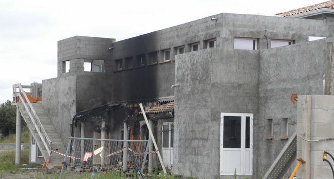 Tentative d'incendie d'une mosquée au Muret