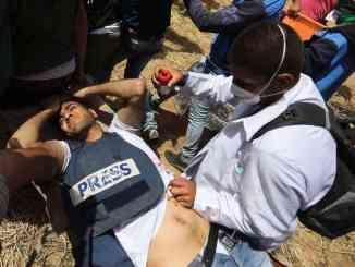 Journaliste de Gaza tué par Tsahal