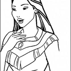 Desenhos da Pocahontas  Desenhos e Colorir