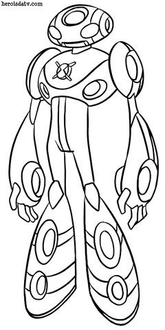 Desenhos para colorir Ben 10 Supremacia Aliengena  Desenhos para pintar e colorir