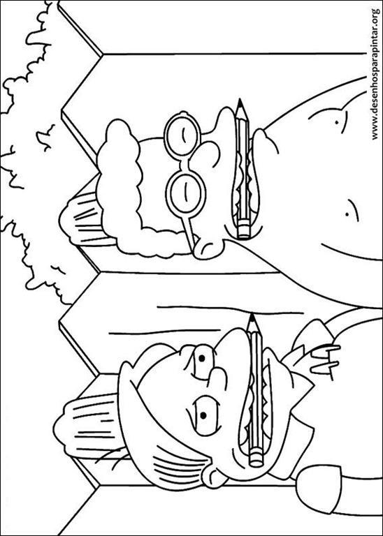 Os Simpsons Desenhos Para Colorir Imprimir E Pintar Com