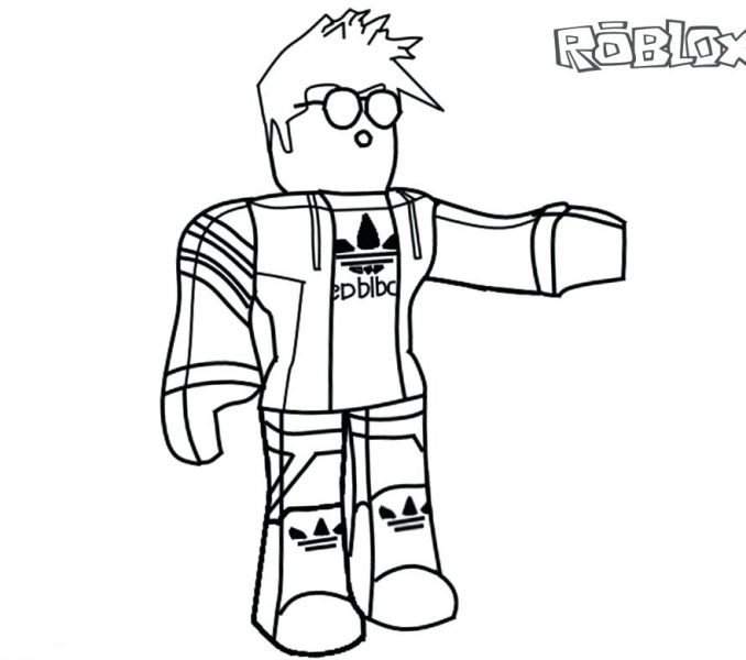 Coloring Page Roblox Jerusalem House