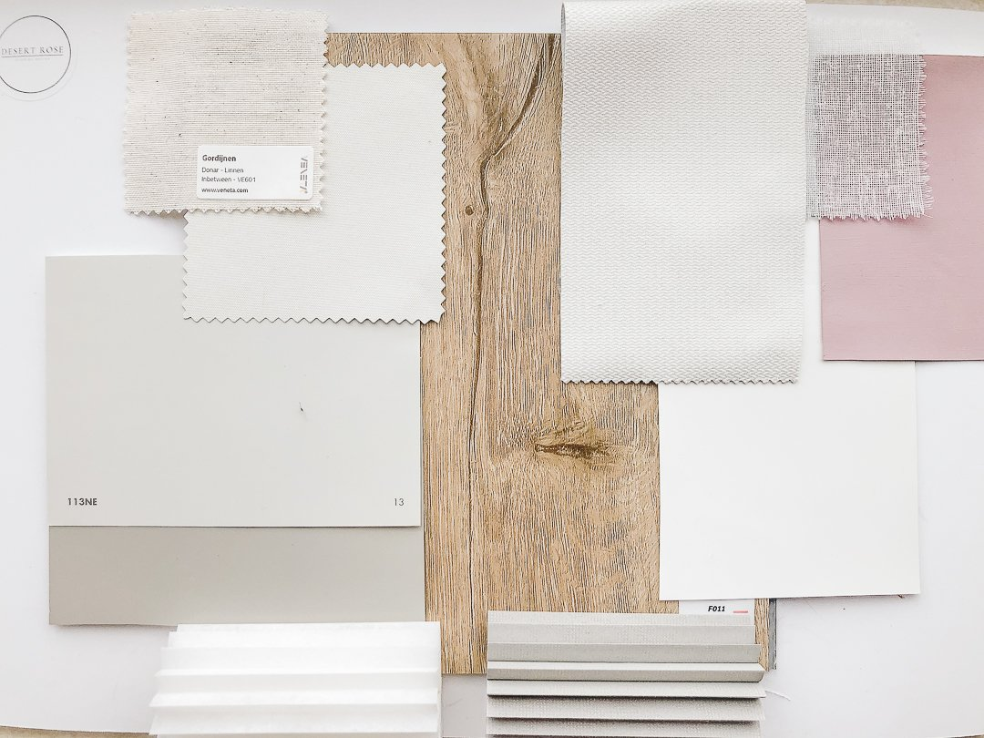 Kleur- en Materialenplan