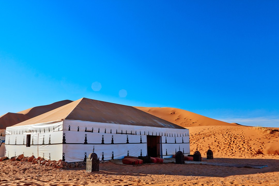 Luxury Bedouin Tents