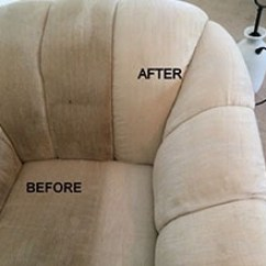 Leather Sofa Cleaning Shampoo Wayfair And Loveseat Upholstery & - Desert Carpet   Las ...