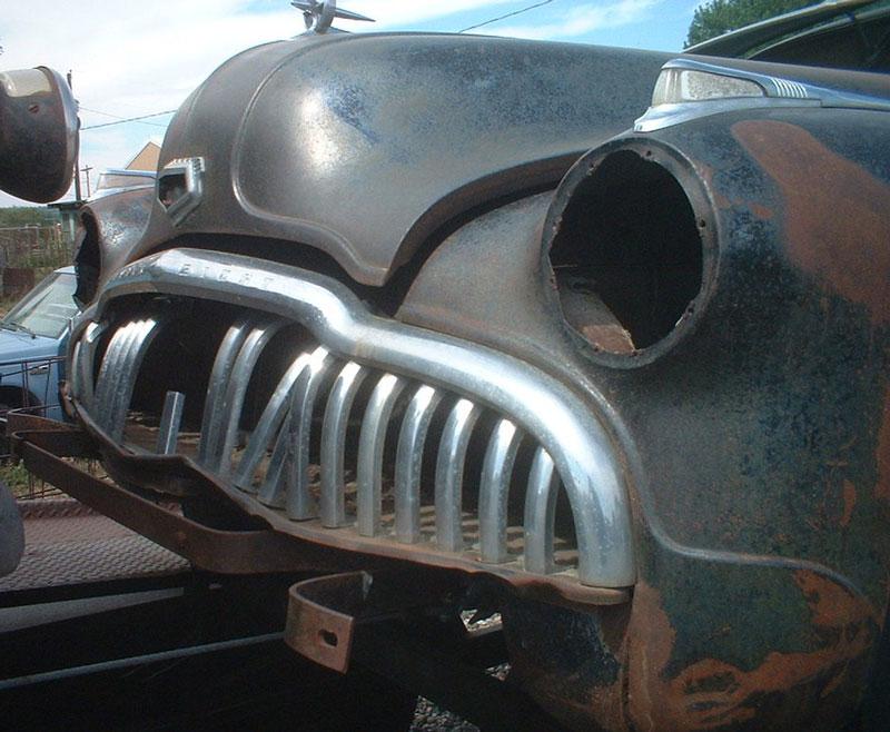 1949 Buick Roadmaster 2 Door