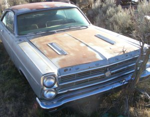 1966 Ford Fairlane Gt 390 4 Speed For Sale