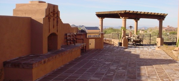 hardscapes phoenix arizona landscaping