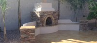 Our Scottsdale & Phoenix Outdoor Fireplaces Portfolio ...