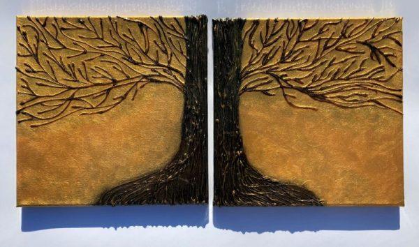 resin art Tree of Life
