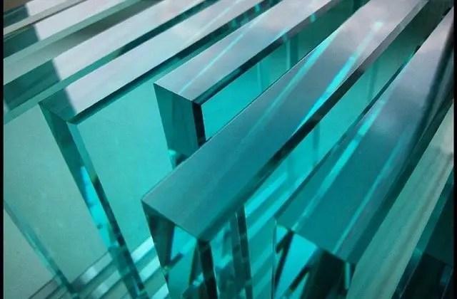 GLASS EDGING