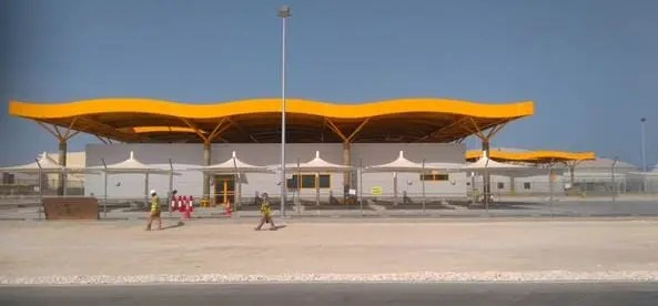 SIX CONSTRUCT-HIA AIRPORT