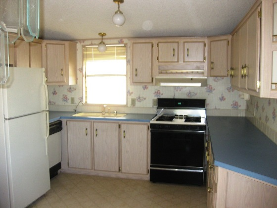 mobile home kitchen cabinets for sale mahogany 1990 schult homes corp. - lot 73 | desert pueblo mhp