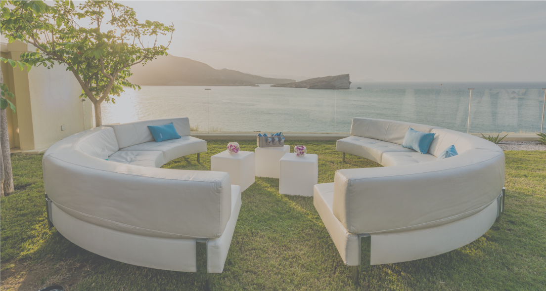 Outdoor Furniture Rental Dubai