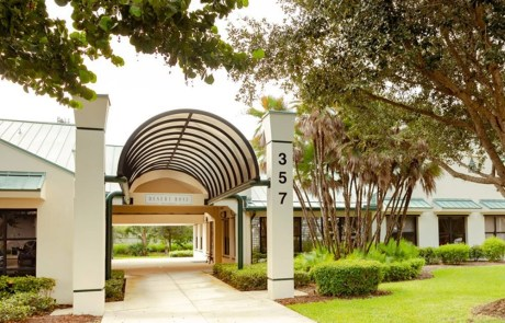 Desert Rose Recovery Campus in Palm Beach Florida