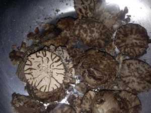 Leftover Nutmeg
