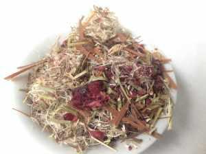 Blackberry Soothie Tea