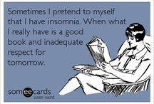 Books - Insomnia
