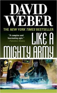 David Weber Like a Mighty Army Cover