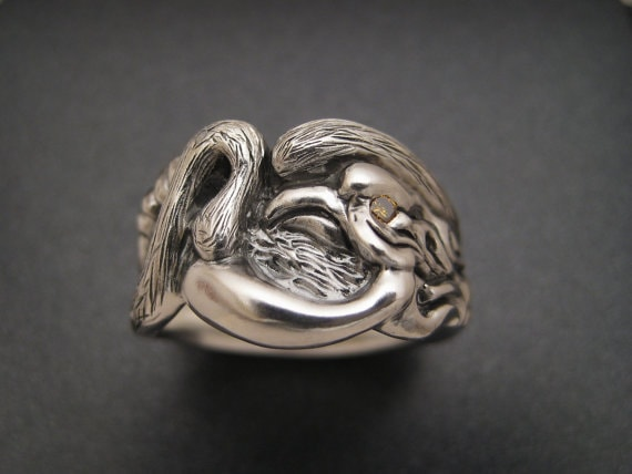Patrick Burt - Phoenix Ring