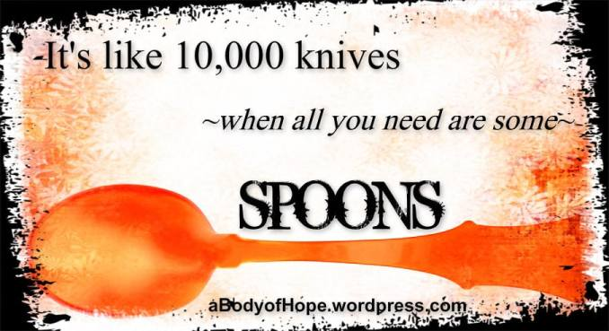 Chronic Pain - 10000-spoons-poster