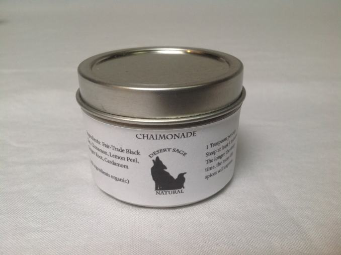 Chaimonade Sample Tin
