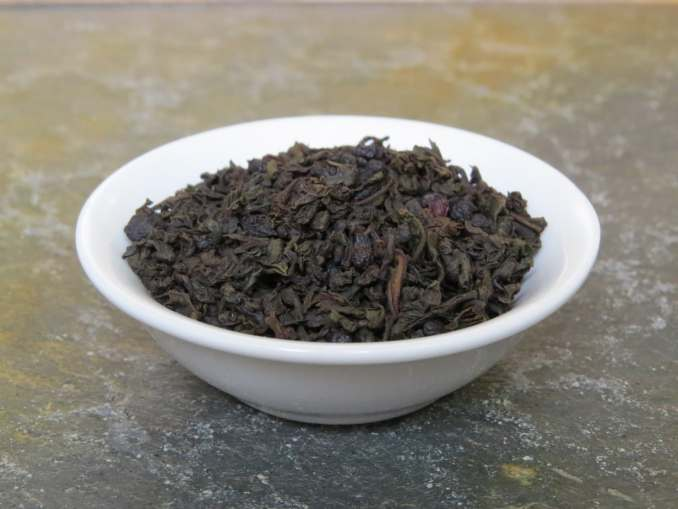 Earlderberry Grey Tea