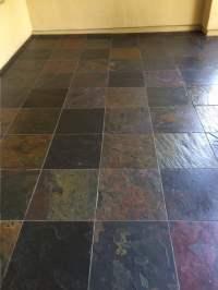 Slate & Stone Tile Cleaning | Desert Tile & Grout Care