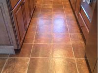 Staining Ceramic Tile