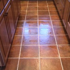 Ceramic Tile Kitchen Floor Shelf Unit Expert Affordable Cleaning Desert Grout Care After Professional Restoration Services In Mesa Arizona