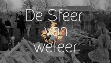 Titelpagina van de documentaire De Sfeer van Weleer