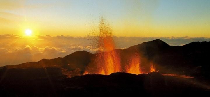 Trekking à la Réunion