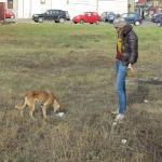 Irina et Mara (Bucarest - 4 novembre 2012)