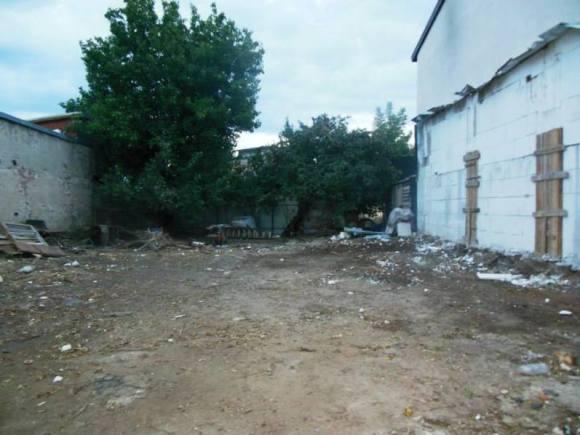 La maison démolie (21 octobre 2013)