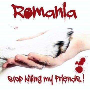 Roumanie - Arrête de tuer mes amis ! - 17 mai 2014