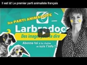 Naissance du premier parti animaliste français par Labradoc