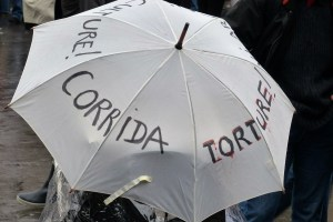 Manif anti-corrida (20-octobre 2012_Paris)