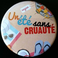 Badge IC - Un Eté Sans Cruauté