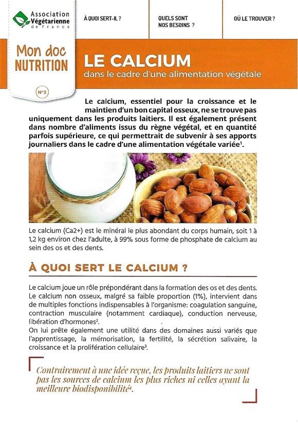 AVF_Calcium_1 - nutrition végétalienne