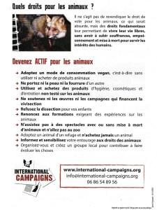 Des droits pour les animaux_Tract IC verso